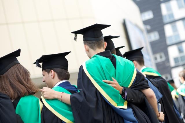 Graduation 2014 NBS