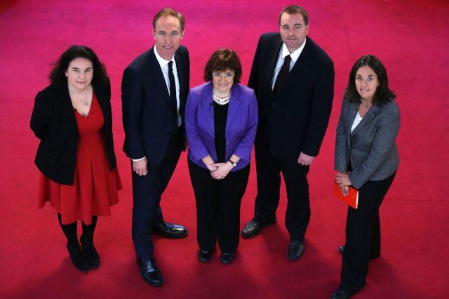 Labour-hopefuls